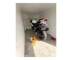 Remorque fourgon porte moto
