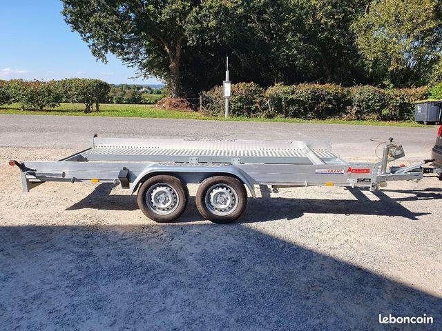 Porte-voiture PTAC 2000kg